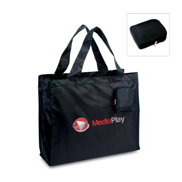 Compact Foldable Tote