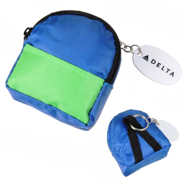 Backpack Keychain