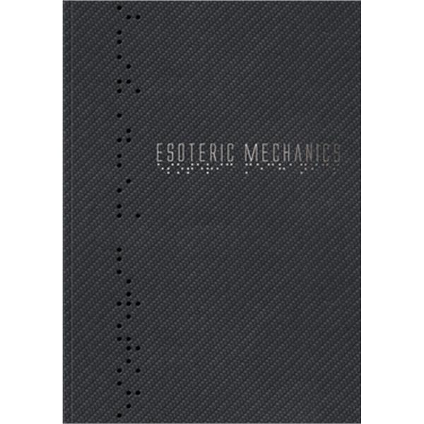 Industrial Metallic Flex - Medium Note Book