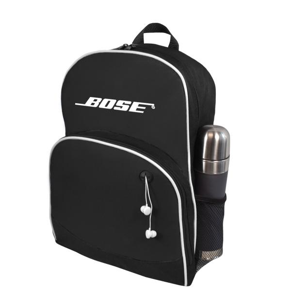 Small denier backpack
