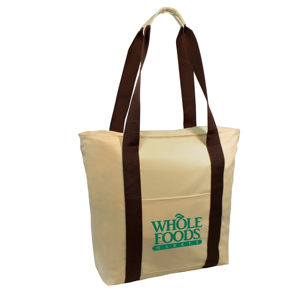 Market Place Tote Bag