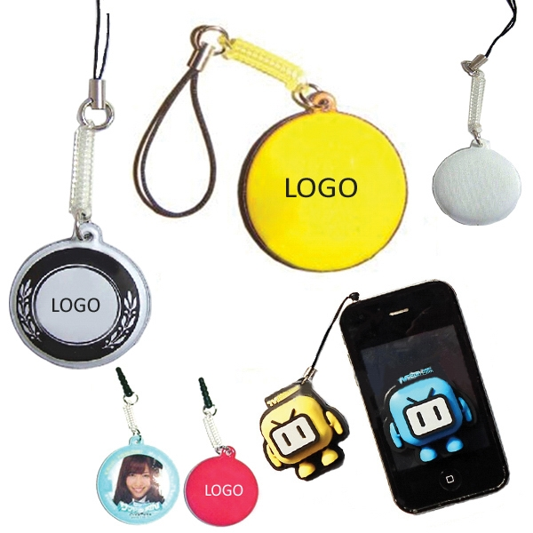 Smart Phone Screen Cleaner Pendant