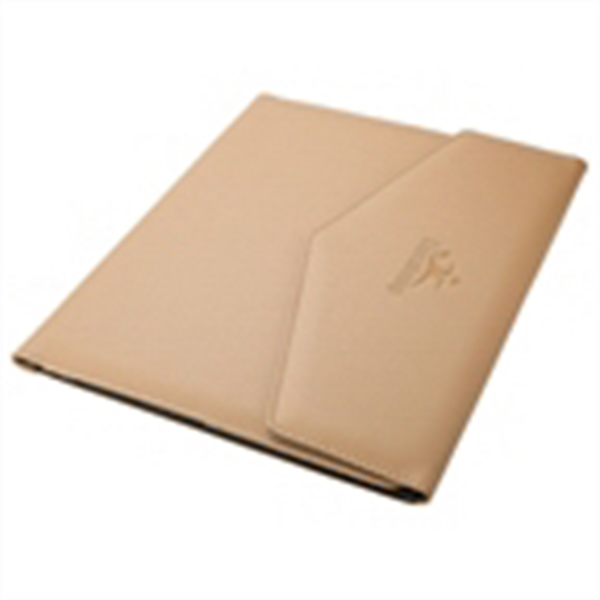 Letter Size Folio - Letter Size Folio with 40-page lined writing pad.