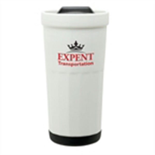 16 oz Ceramic Travel Tumbler