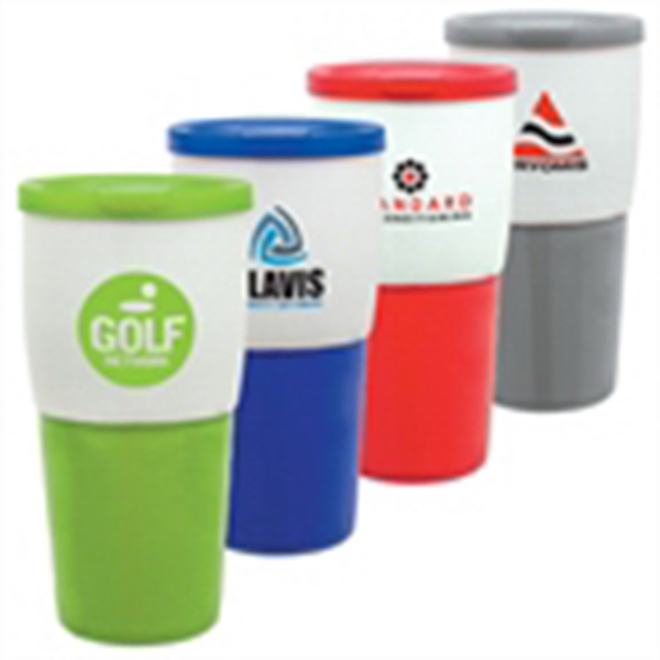 15 oz Ceramic Travel Tumbler