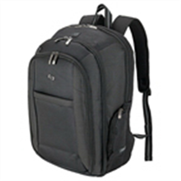 """Solo (R) Pro Backpack - Pro Backpack with multiple compartments and one that can hold a 15.6"""" laptop."""