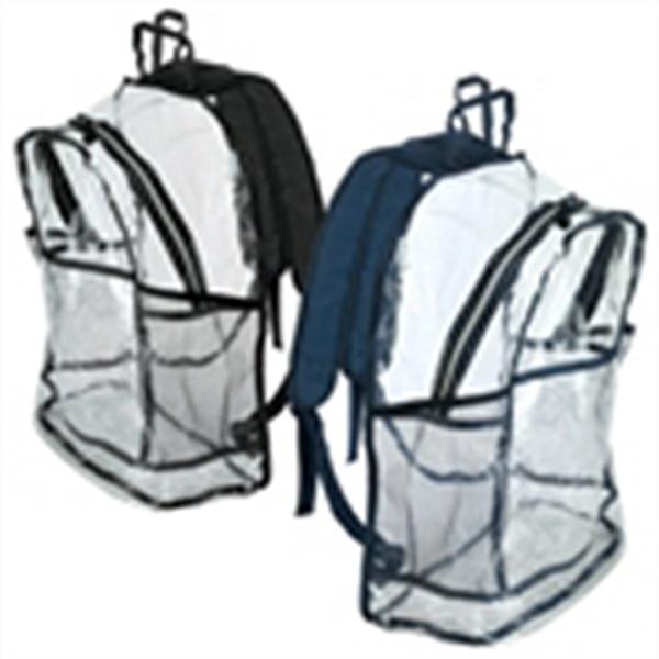 Clear Backpack - Clear Backpack