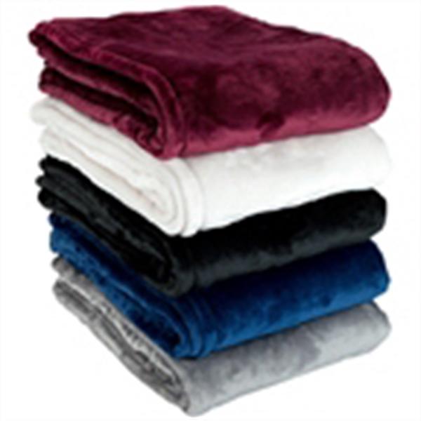 Fairmont Mink Touch Blanket