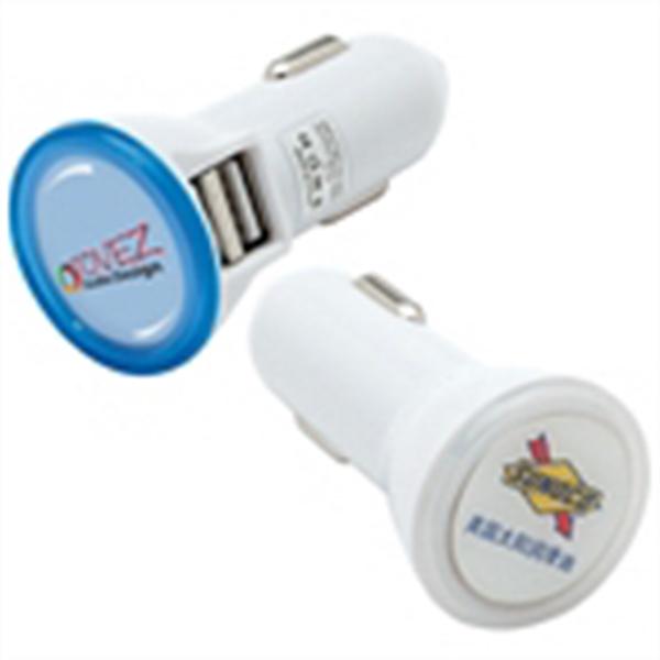 Dual USB Car Charger - USB Car Charger - Dual USB ports