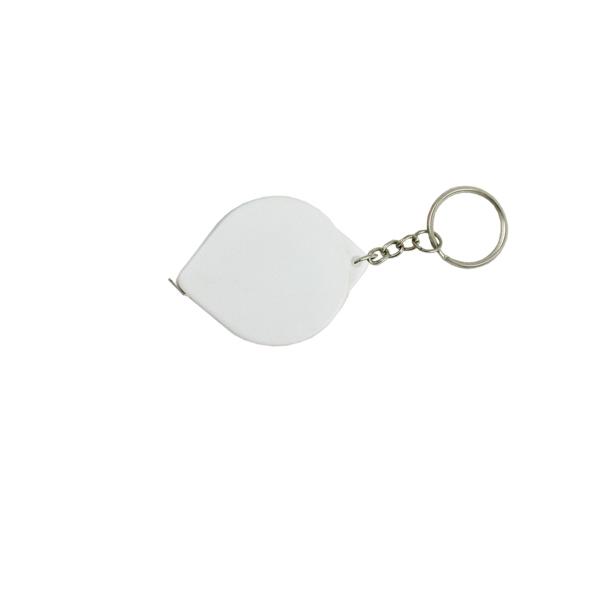 Droplet Tape Measure W/Key Chain