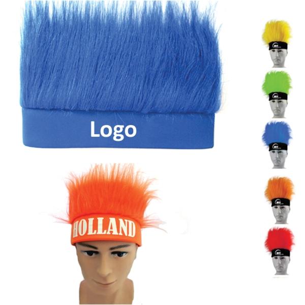 Crazy Fan Wig