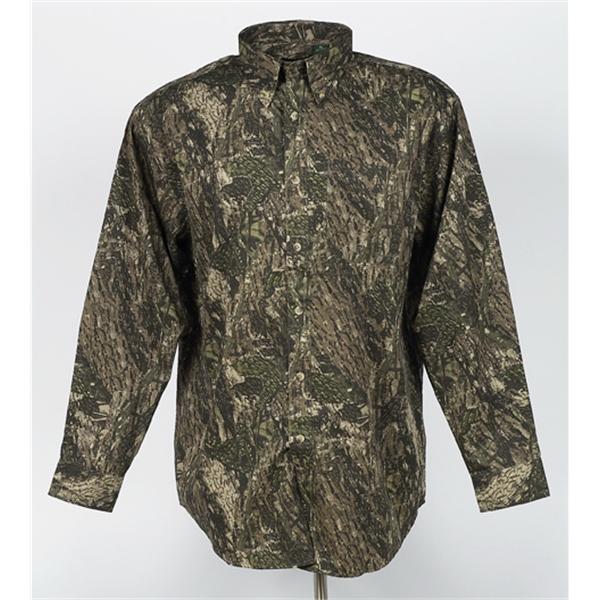 Men's Camouflage Long Sleeve Shirt