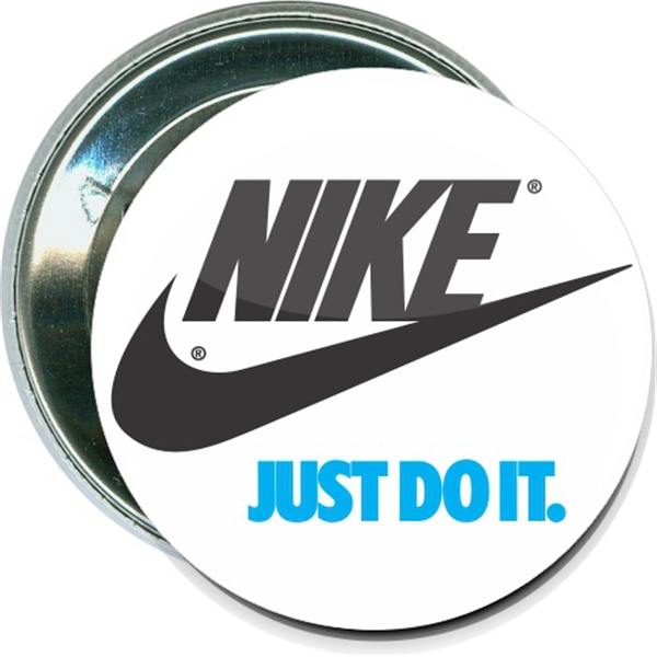 Nike Just do it, Business Button