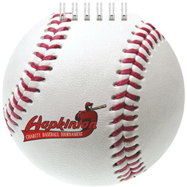 Sports Pad - Full-Color Baseball