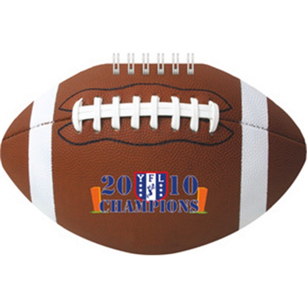 Sports Pad - Full-Color Football
