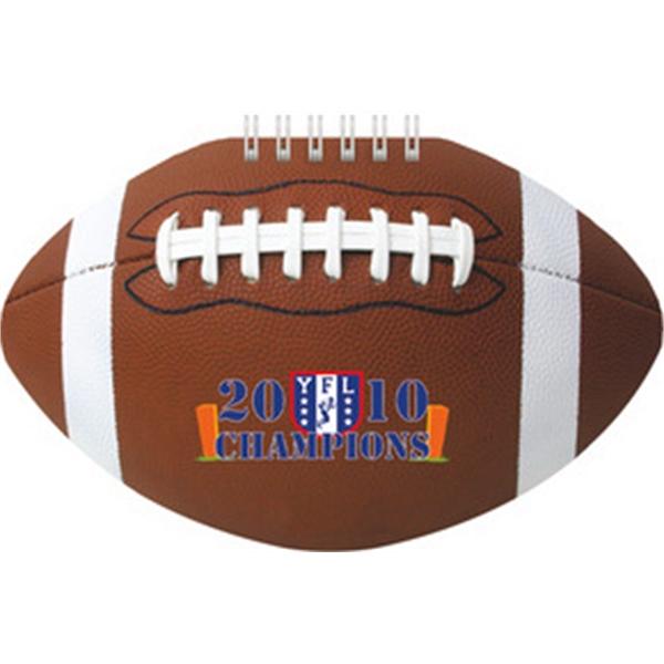 Sports Pad - Full-Color Football