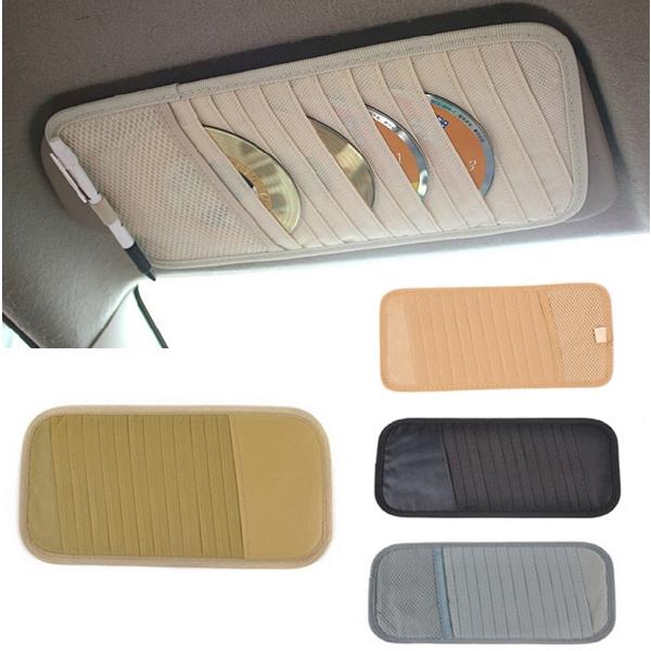 Car Visor CD Sleeve