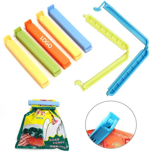Plastic Pouch Seal Clip