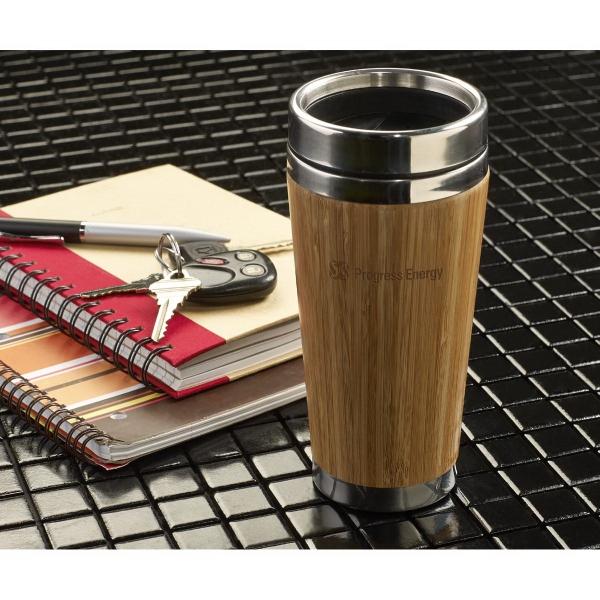 Lux Bamboo Tumbler