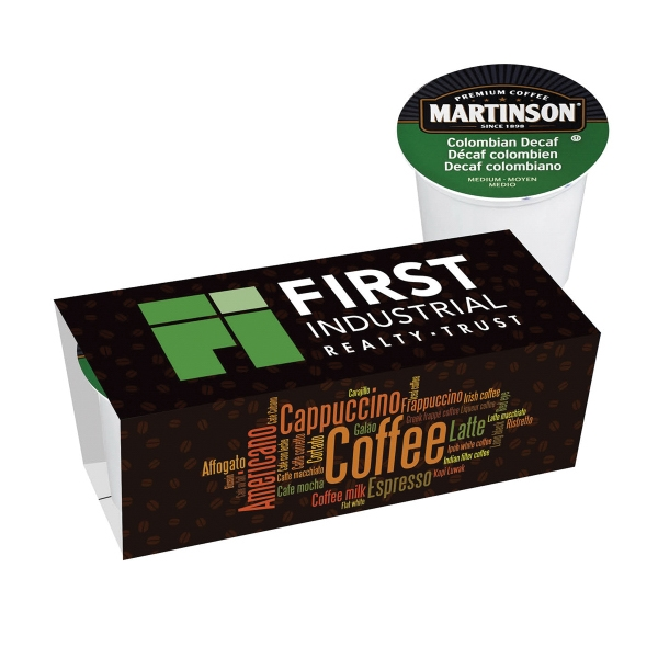 Three Pack Single Serve Coffee Pod Set