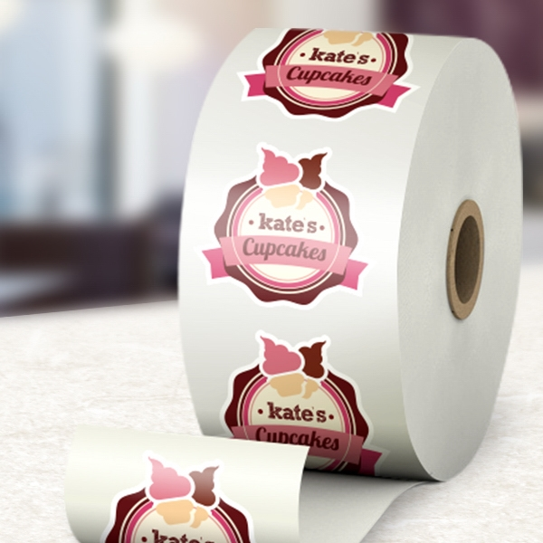 Roll Labels - Paper