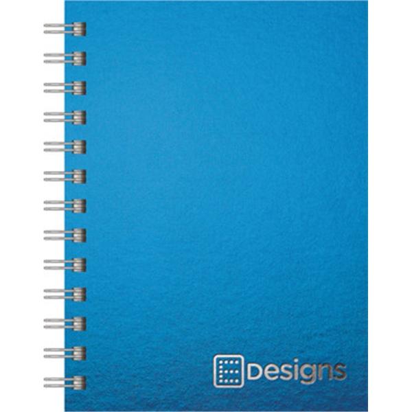 Gloss Metallic Journals - Note Pad