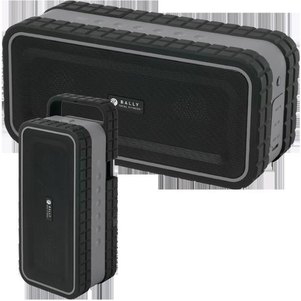 RoxBox(TM) Powerhouse Bluetooth(R) Speaker/Power Pack Combo