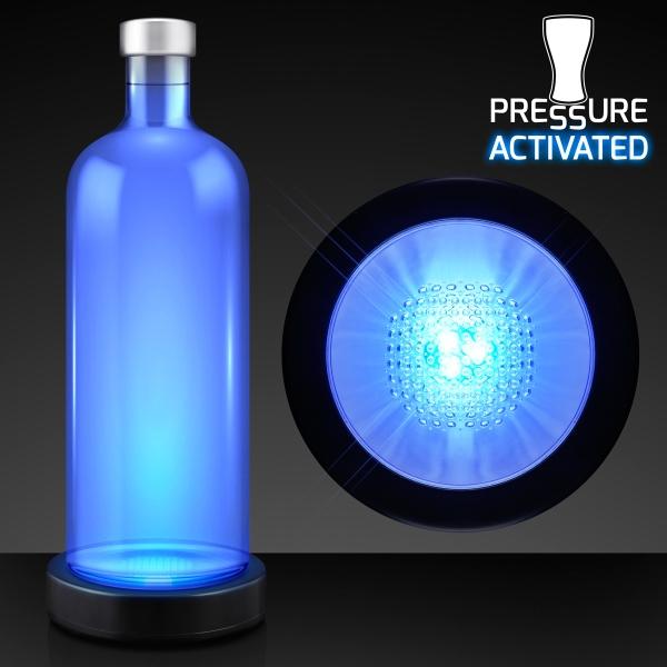 Blue LED Base for Vase Lights & Bottle Lighting