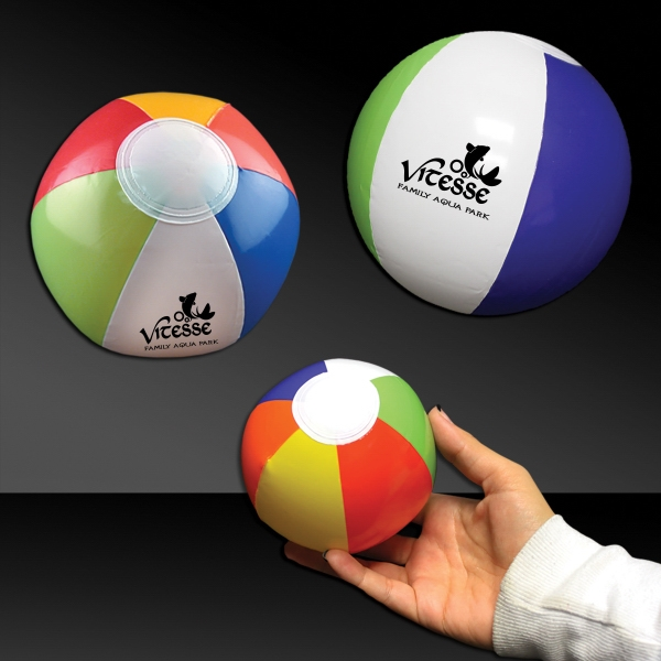 "6"" Mini Inflatable Beach Ball"