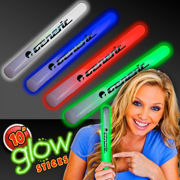 "Concert 10"" Glow light Sticks"