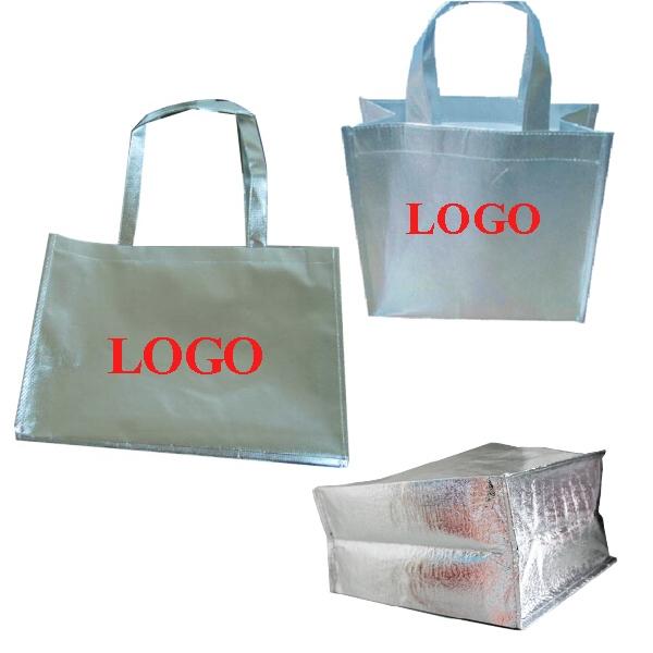 Aluminum Foil Non Woven Tote