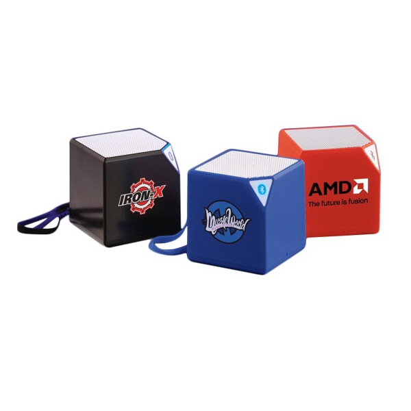 Cube Bluetooth (R) Speaker