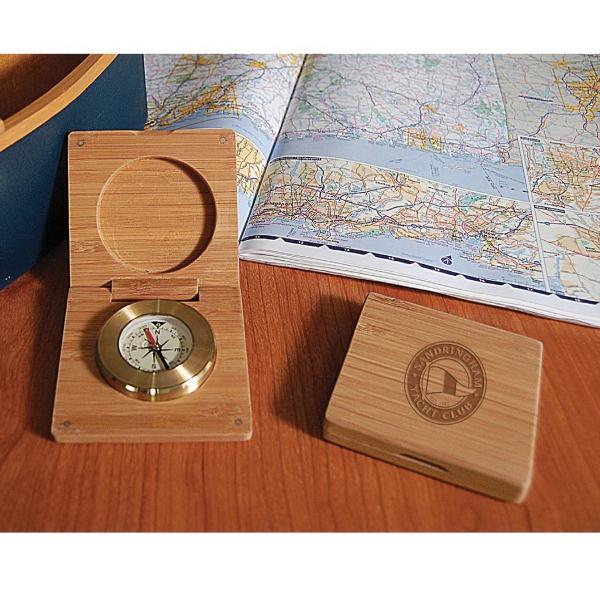 Progress Bamboo Compass