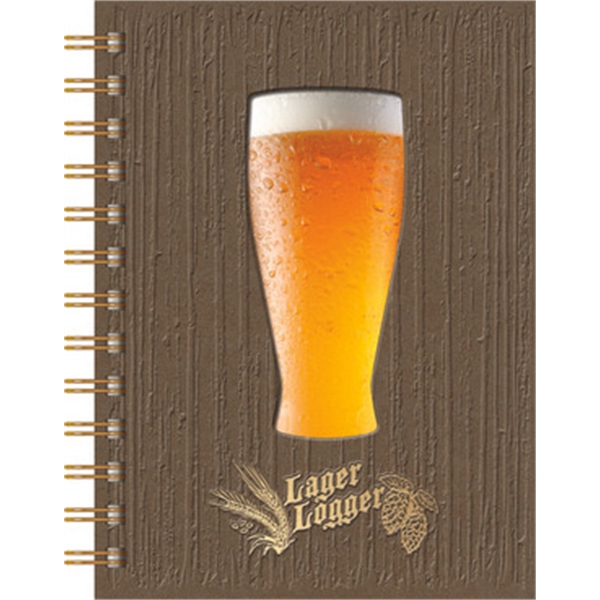 Taster Journals - Window Pad Lager Logger