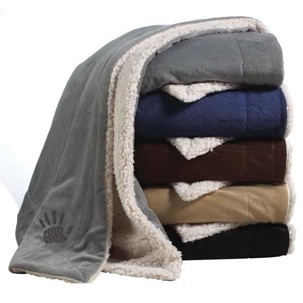 Decadence XL Sherpa Blanket