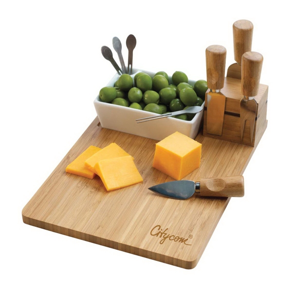 Duo Appetizer & Cheese Set