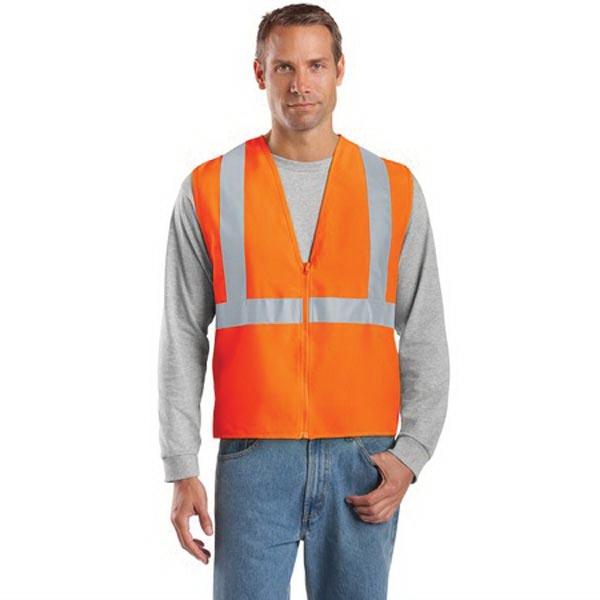 CornerStone - ANSI 107 Class 2 Safety Vest.