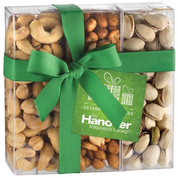 3 Way Gourmet Gift - Nut Mix