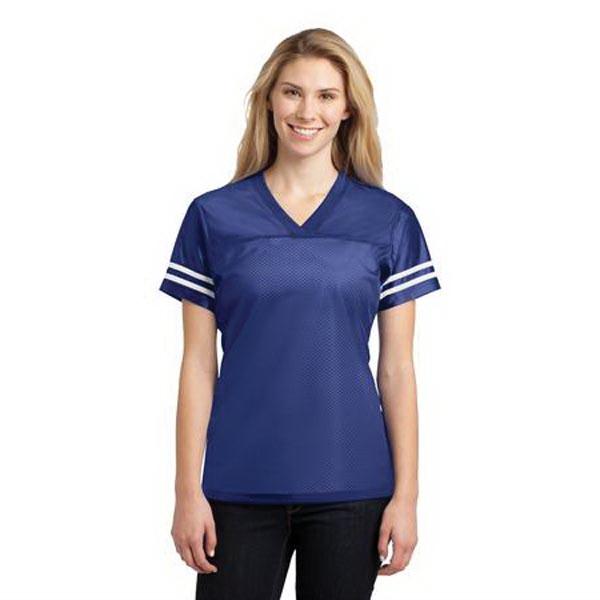 Sport-Tek Ladies PosiCharge Replica Jersey. - Sport-Tek Ladies PosiCharge Replica Jersey.