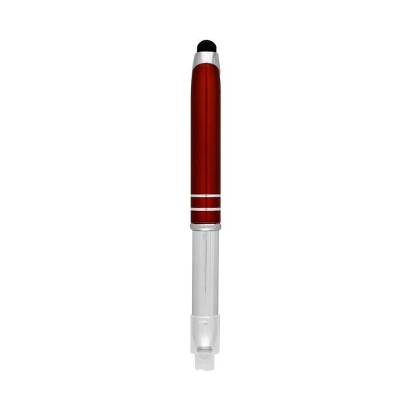 The Galanti Flashlight Stylus Pen