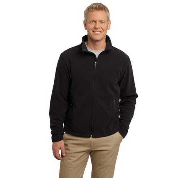 Port Authority Value Fleece Jacket.