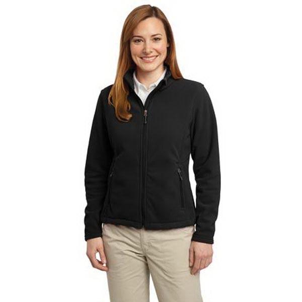 Port Authority Ladies Value Fleece Jacket.