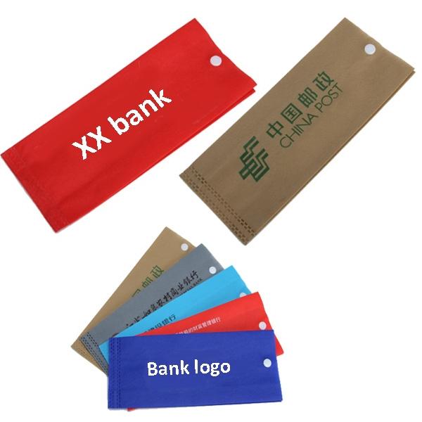 Bank Cash Pouch
