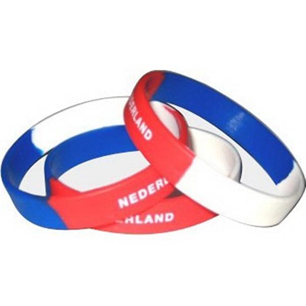 Segmented Printed Wristband