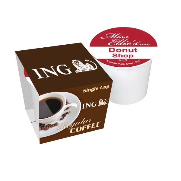 Single Serve Coffee Pod