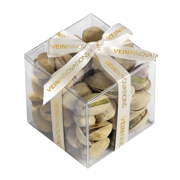 Timeless Present with Pistachios