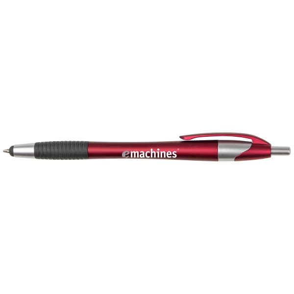 Archer2 Stylus Gripper Pen with Black Refill