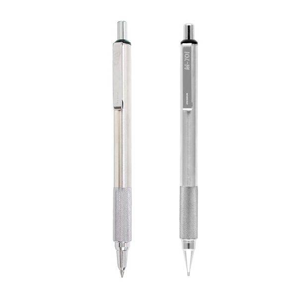 F701 Retractable Ballpoint & M701 Retractable Pencil