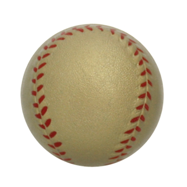 Full Color Stress Relievers - Baseball