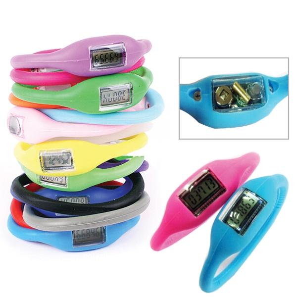 Wrist Band Pedometer